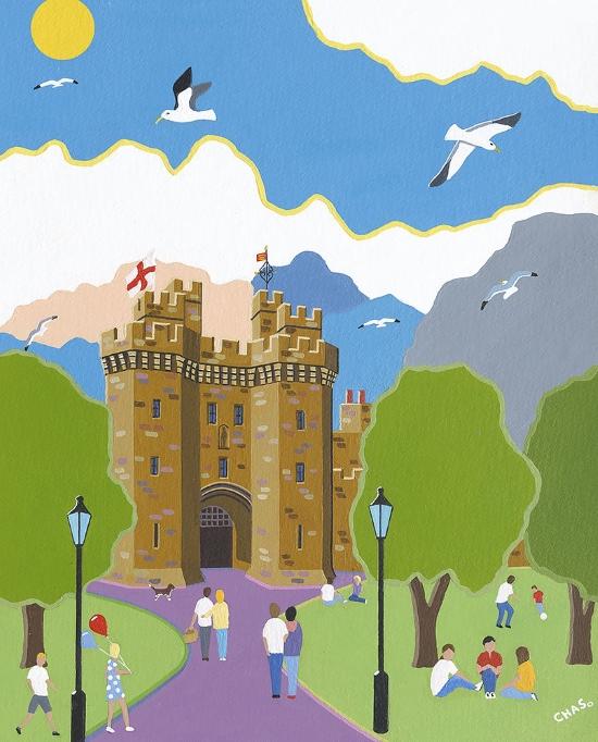 The Castle - Lancaster