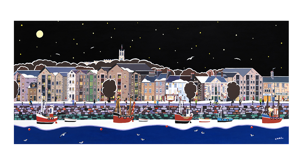 'Winters Night' Limited Edition Print