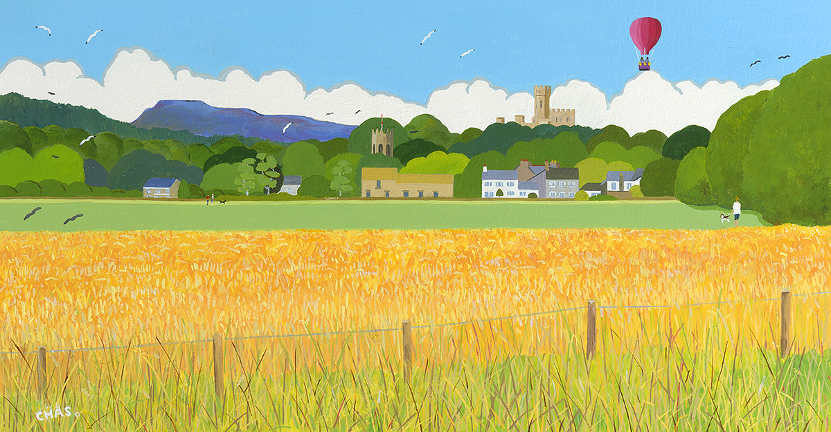 Fields of Gold - NEW PRINT