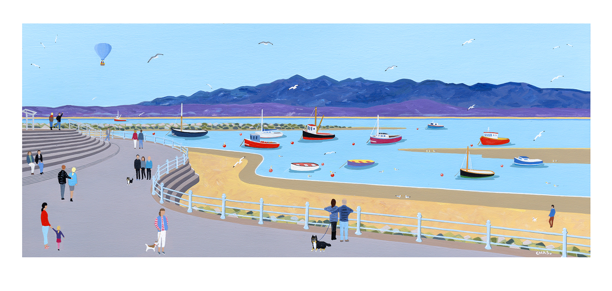 Memories of Morecambe - NEW PRINT NOW AVAILABLE